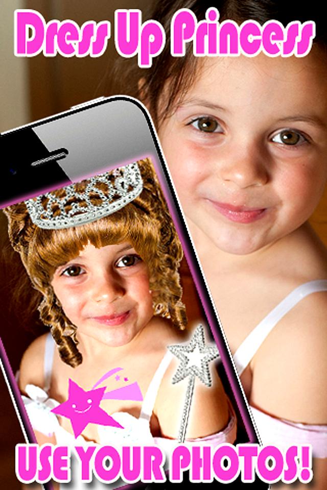Screenshot Dress-Up Princess!