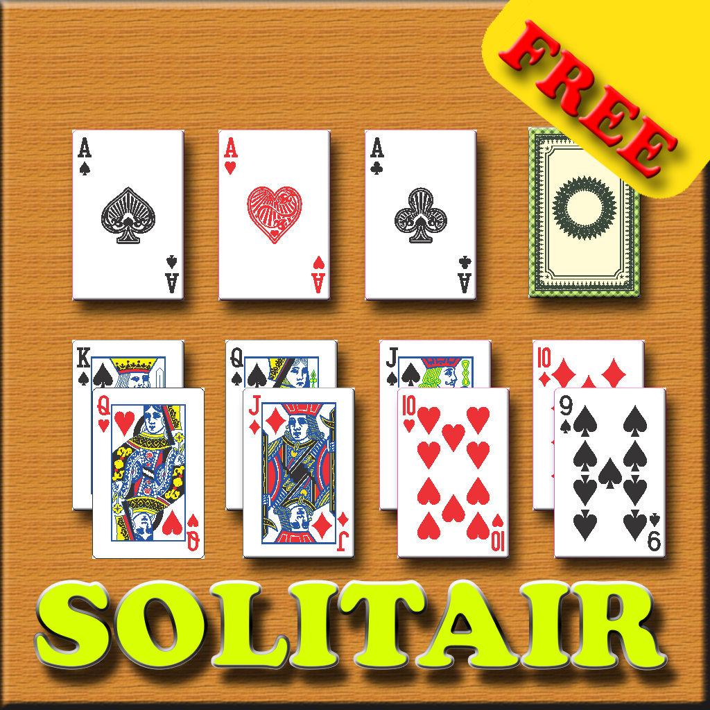The Solitaire Fun Game Par Krunal Patel Funnygames Solitaire 1